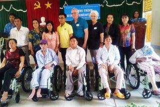 Giúp người khuyết tật tiếp cận chính sách của Nhà nước