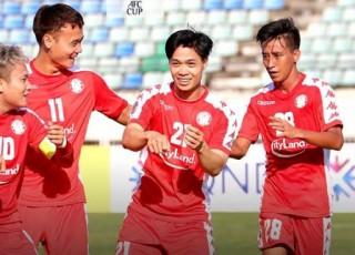 Công Phượng tỏa sáng, TP. HCM giành 1 điểm quý giá từ chủ nhà Yangon