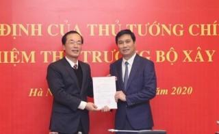 Công bố quyết định của Thủ tướng Chính phủ về công tác cán bộ