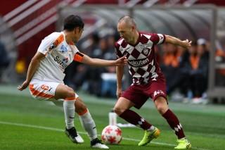 Vissel Kobe 5-1 Johor Darul Ta'zim: Iniesta lập cú đúp kiến tạo