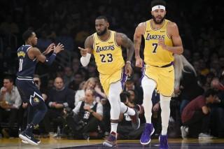 Kết quả NBA ngày 13-2-2020: LeBron James ra oai
