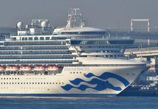 8 bệnh nhân nhiễm Covid-19 trên du thuyền Diamond Princess nguy kịch
