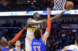 Kết quả NBA ngày 14-2-2020: Celtics và Clippers tranh đấu nghẹt thở, Zion Williamson gây sốt