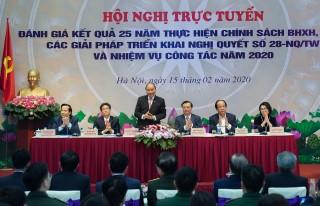 Thủ tướng: Tất cả người lao động và những người phụ thuộc cần có lưới an sinh