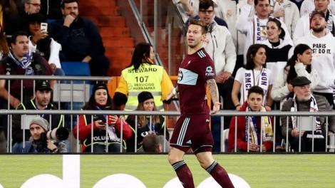 Real hòa Celta Vigo trên sân nhà