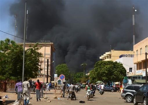 Tấn công nhà thờ ở Burkina Faso, hơn 20 người thiệt mạng