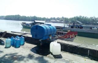 TP. Bến Tre, nước ngọt cung cấp tại nhà 200 ngàn đồng/m3