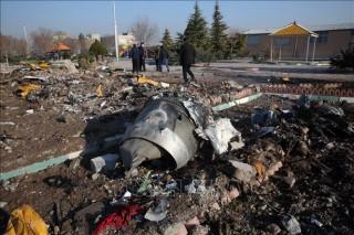 Vụ máy bay Ukraine rơi tại Iran: Iran tuyên bố không giao hộp đen cho quốc gia khác