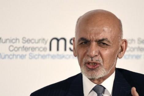 Ông Ashraf Ghani tái đắc cử Tổng thống Afghanistan