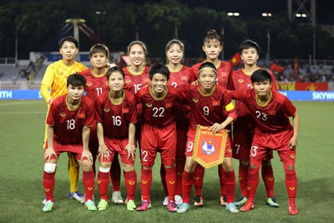 AFC thay đổi, đội tuyển nữ Việt Nam rộng cửa tới World Cup