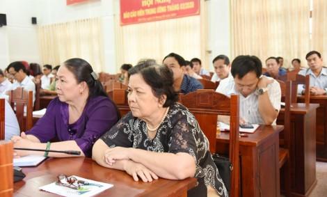 Hội nghị báo cáo viên tháng 2-2020
