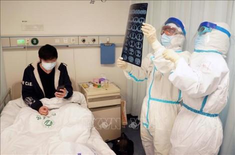 Trung Quốc xác nhận 75.465 ca nhiễm nCoV và 2.236 ca tử vong