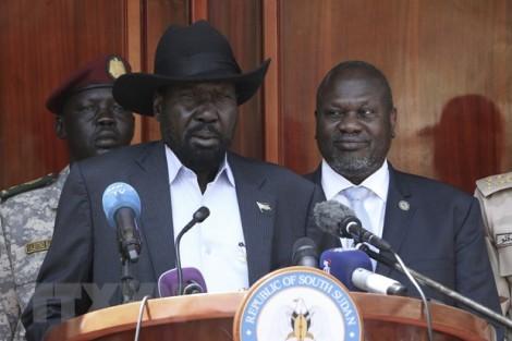 Thủ lĩnh phe đối lập Nam Sudan được bổ nhiệm làm Phó Tổng thống