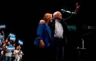 Bầu cử Mỹ 2020: Ông Sanders tiếp tục giành chiến thắng tại Nevada