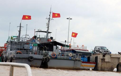 Ba Tri: 679 chiếc tàu gắn thiết bị giám sát hành trình
