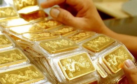 Giá vàng tăng hơn 3 triệu đồng trong ngày, lên 49 triệu đồng/lượng