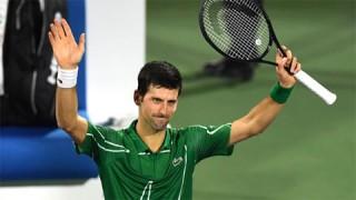 Djokovic thắng trận thứ 14 liên tiếp từ đầu mùa