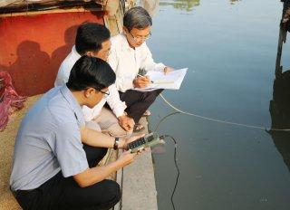 Độ mặn 1%o bao phủ toàn huyện Châu Thành, Chợ Lách
