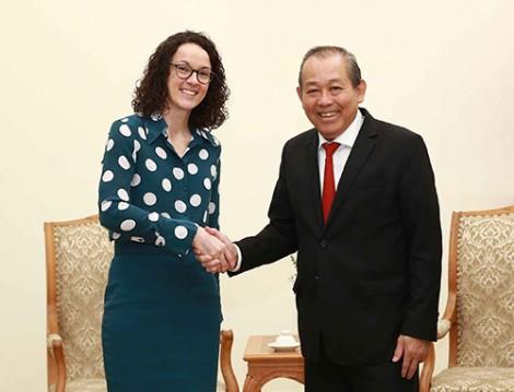 Tăng cường hợp tác giữa Việt Nam và bang Hessen (CHLB Đức)