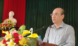TP. Bến Tre hội nghị giới thiệu nhân sự Ban Chấp hành Đảng bộ nhiệm kỳ 2020-2025