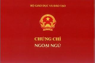 Đề án học tập ngoại ngữ cho cán bộ, công chức, viên chức giai đoạn 2019 - 2030