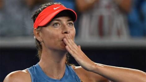 Sharapova giải nghệ ở tuổi 32