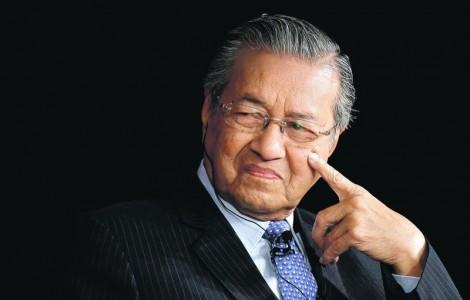 Thủ tướng tạm quyền Mahathir Mohamad muốn đứng đầu chính phủ phi đảng phái