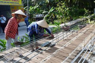Xây dựng chuỗi giá trị và thích ứng với biến đổi khí hậu