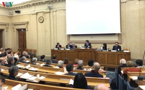 Quốc hội và Thượng viện Pháp bàn về tình hình Biển Đông