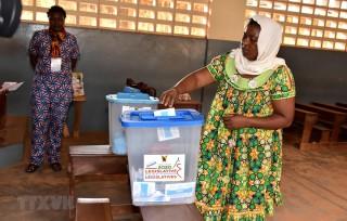 Tổng tuyển cử tại Cameroon: Đảng cầm quyền giành chiến thắng áp đảo