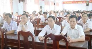 Mỏ Cày Nam sinh hoạt chuyên đề tháng 3