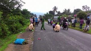 Tai nạn giữa 2 xe mô tô làm 1 người tử vong