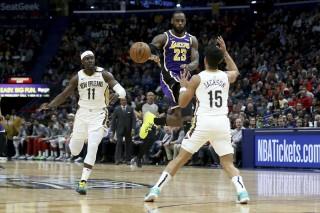 Kết quả NBA ngày 2-3-2020: LeBron James cùng Nikola Jokic có được triple-double