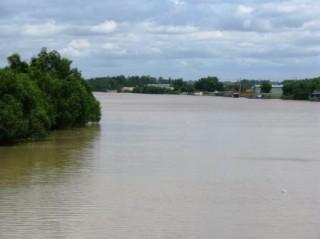 Bổ sung thêm 3 trạm đo mặn trên sông Ba Lai