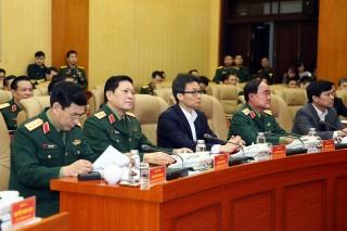 Phó thủ tướng dự, chỉ đạo Diễn tập phòng, chống COVID-19 toàn quân