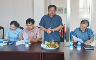 HĐND tỉnh giám sát thực hiện Nghị quyết số 14 đối với Ban Quản lý các khu công nghiệp tỉnh