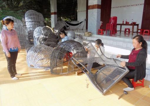 Thạnh Phú triển khai kế hoạch đào tạo nghề cho lao động nông thôn