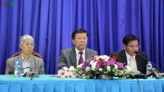 Lào khẳng định minh bạch thông tin phòng chống dịch Covid-19