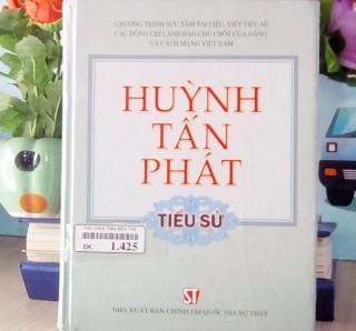 Huỳnh Tấn Phát - tiểu sử