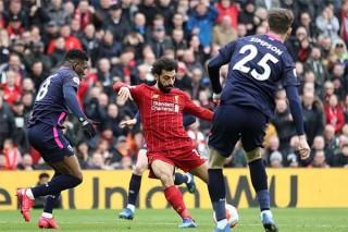 Mane, Salah cùng thăng hoa, Liverpool 'hóa vàng' Bournemouth