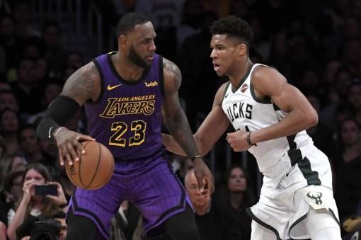 Kết quả NBA ngày 7-3-2020: Nhà Vua thể hiện đẳng cấp trước Á thần