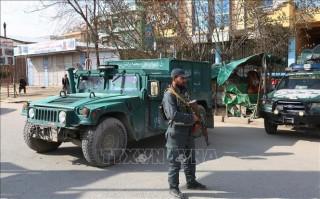 Nổ súng tại Kabul khiến một quan chức Afghanistan thiệt mạng