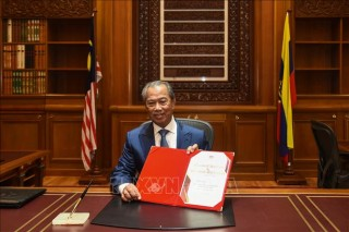 Tân Thủ tướng Malaysia công bố danh sách Nội các gồm 4 bộ trưởng