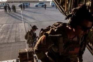 Mỹ bắt đầu kế hoạch rút lực lượng quân đội khỏi Afghanistan