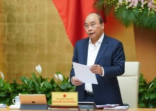 Nghị quyết phiên họp Chính phủ thường kỳ tháng 2-2020