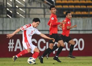 Lao Toyota 0-2 TP.HCM: Siêu dự bị tỏa sáng