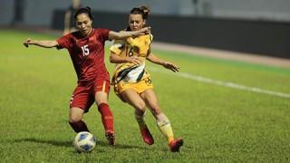 ĐT nữ Việt Nam 1-2 ĐT nữ Australia: Tuyệt vời những 'bông hồng thép'