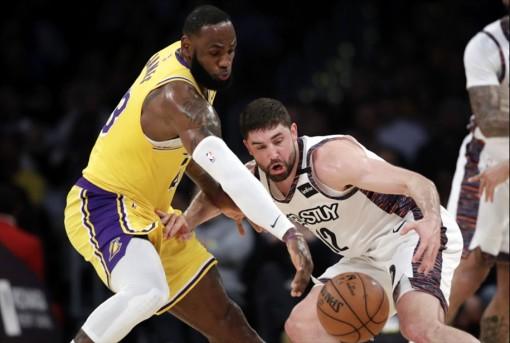 Kết quả NBA ngày 11-3-2020: LA Lakers thua sốc trên sân nhà