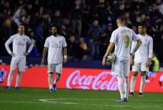 La Liga tạm hoãn vì Covid-19