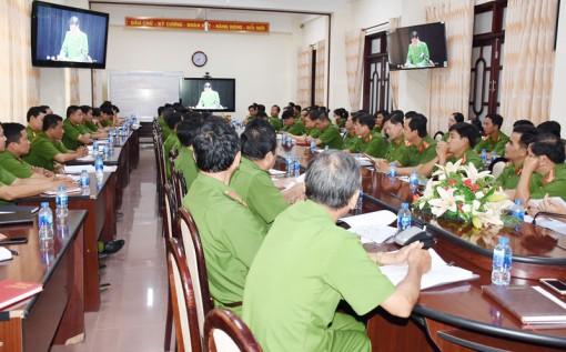 Hội nghị trực tuyến triển khai thực hiện dự án cơ sở dữ liệu quốc gia về dân cư